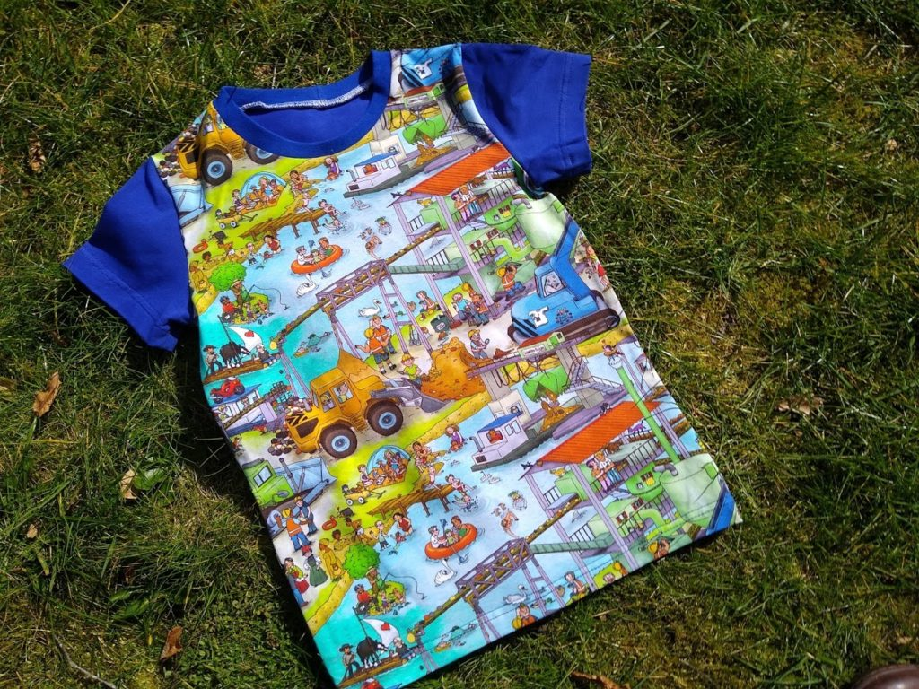 wimmelbuch, jersey, zoekplaatje, stof, tricot